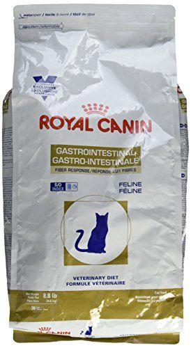 Royal Canin Veterinary Diet Gastrointestinal Fiber Response Dry Cat Food 8 8 Lb Cat Food Brands High Fiber Cat Food Dry Cat Food