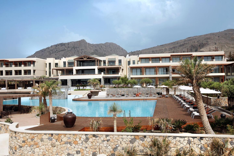 Aquagrand Luxury Hotel Lindos Resort Hotels Rhodes