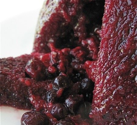 Bread and berries: classic Summer Pudding. | Flourish - King Arthur Flour's blog