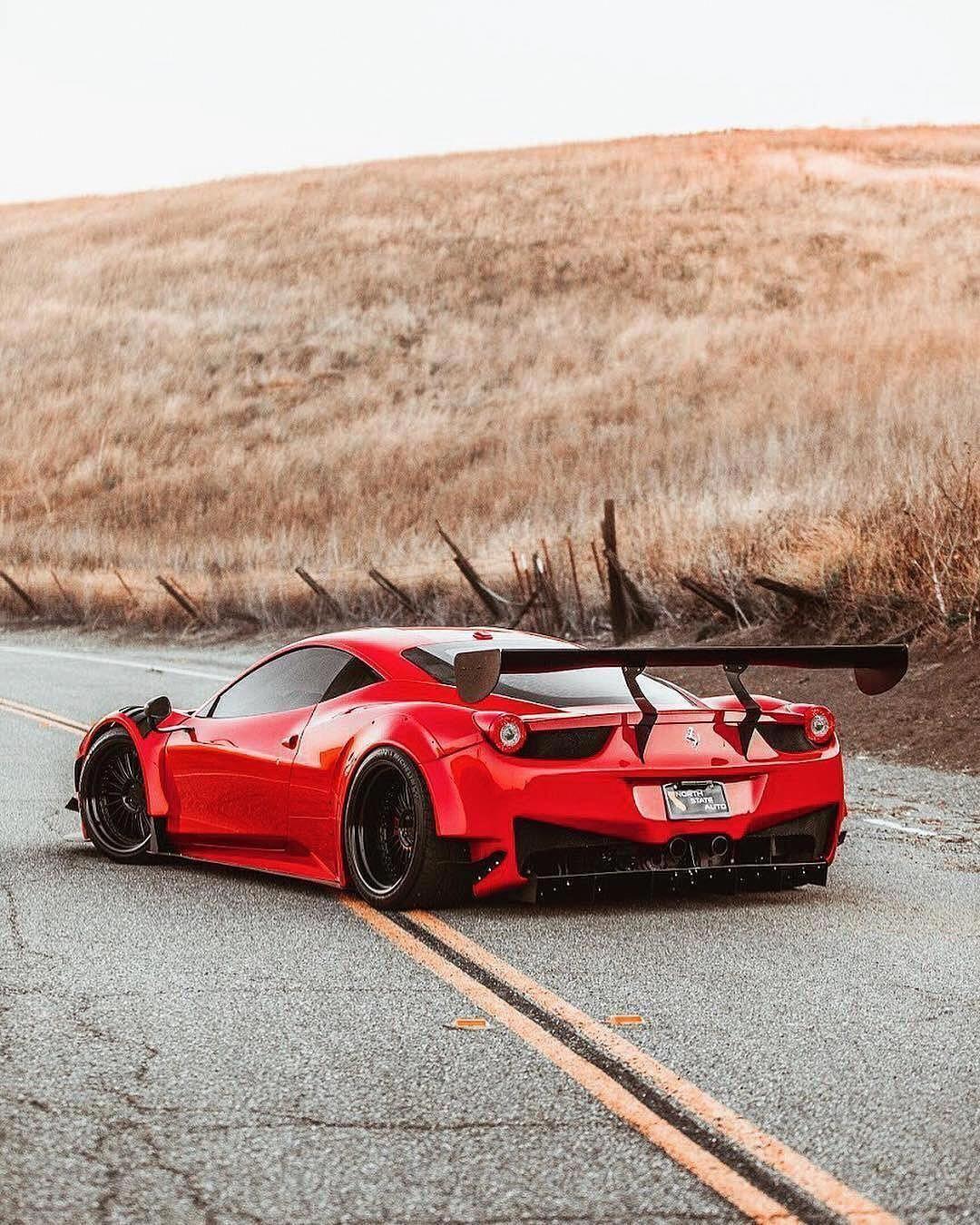 458 GT3!🔥   Photo by @nadeensparksvisuals   Owner @dannyp1818   #blacklist #ferrari #458 #458gt3 #luxurycars Ferrari (Феррари) - мечта любого мужчины! Ferrari (Феррари) - мечта любого мужчины!