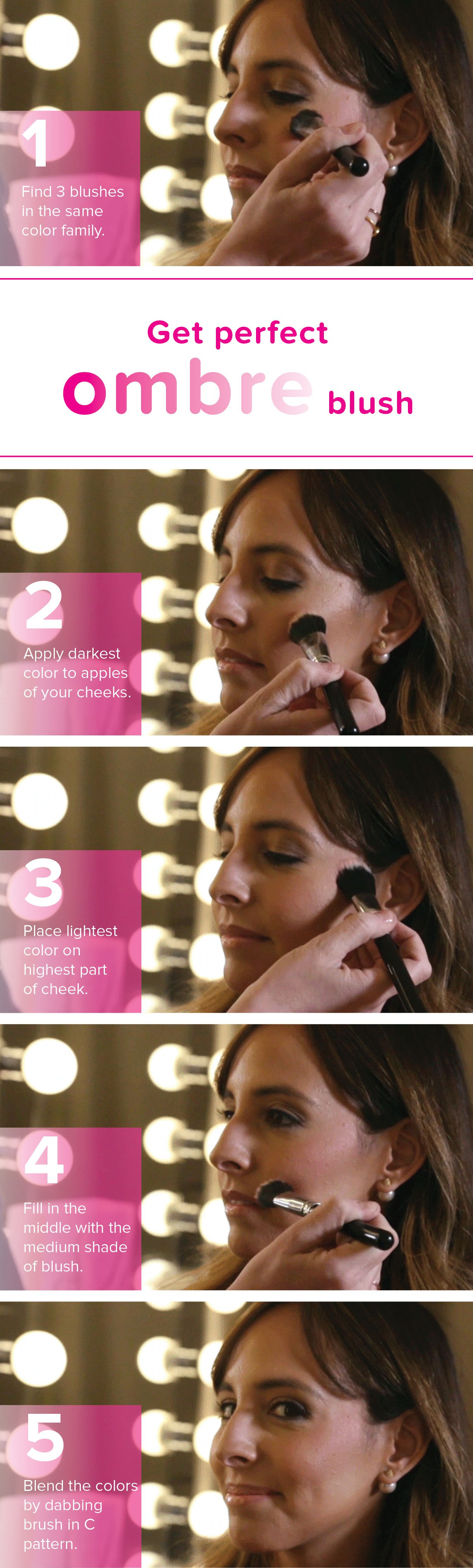 This super simple blush trick will surprise you