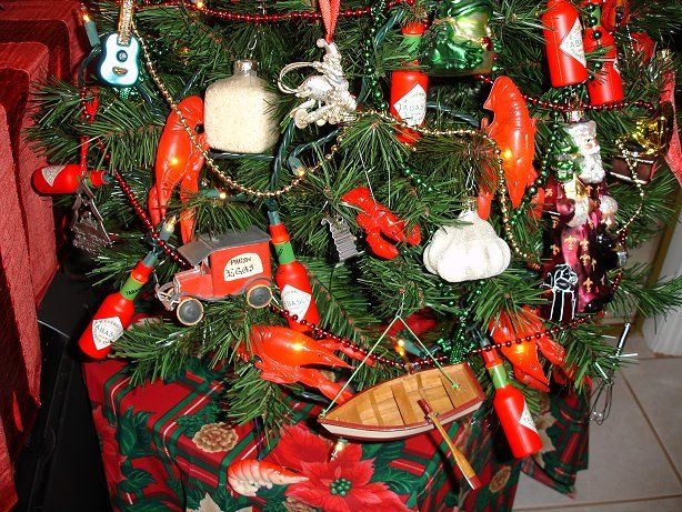 cajun christmas decorations cajun accordion discussion group christmas displays christmas tree themes christmas - Cajun Christmas Decorations