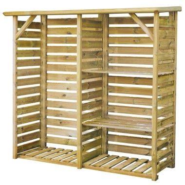 abri b ches bretagne for the home abri bois abris buches et abri de jardin. Black Bedroom Furniture Sets. Home Design Ideas