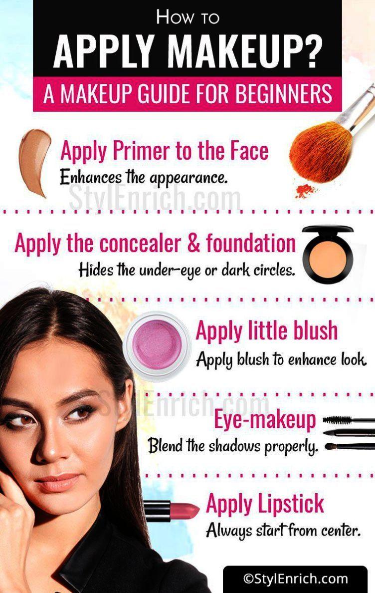 Makeup Looks On Pinterest; Makeup Revolution Brow Tint off