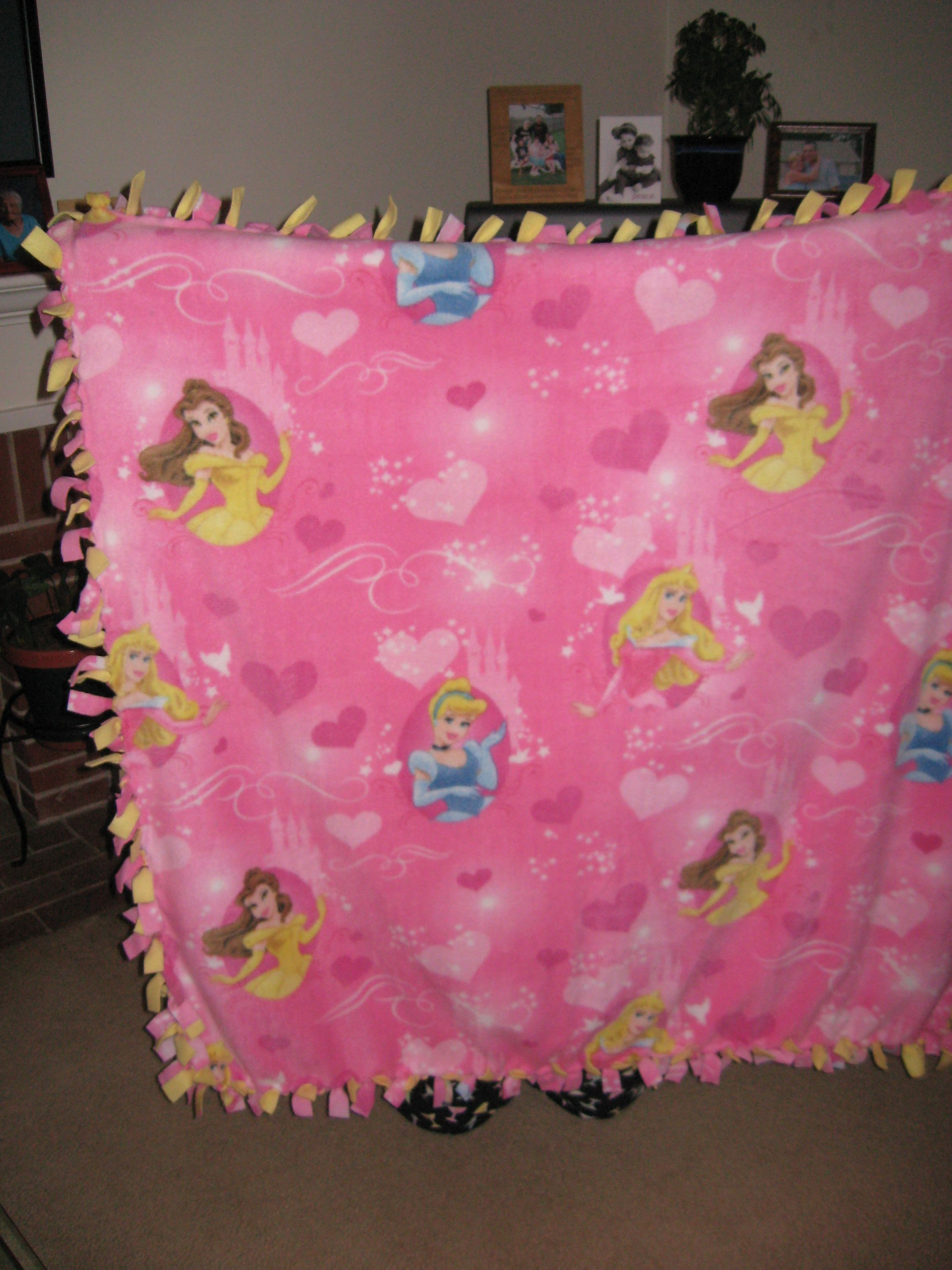 My Great Niece Janie's blanket