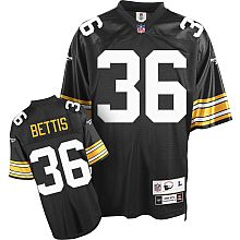 quality design 326d3 fec4a Jerome Bettis Jersey, Premier Throwback #36 Pittsburgh ...
