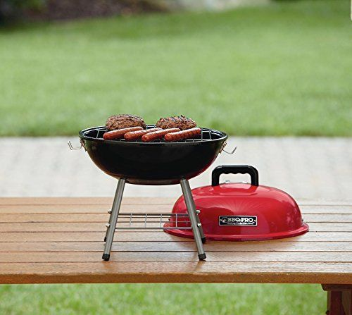 Bbq Pro 14in Tabletop Charcoal Grill