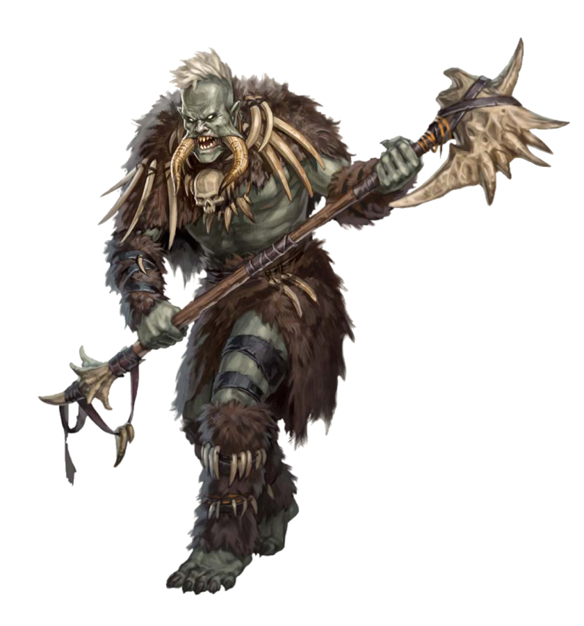Cave Giant Pathfinder PFRPG DND D&D 3.5 5E 5th ed d20
