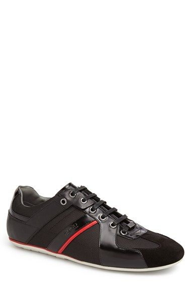 HUGO 'Thannio' Sneaker (Men) available at #Nordstrom