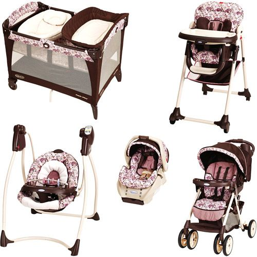 Graco Carina Gear Collection Bundle Like This As Well