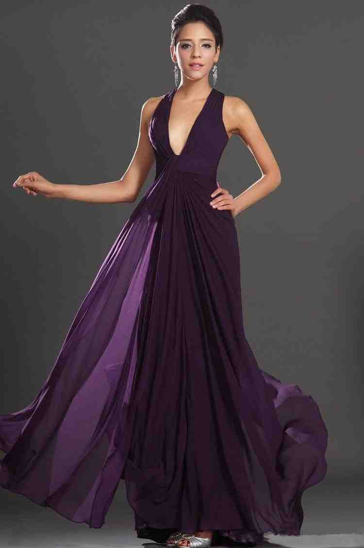 Long dark purple bridesmaid dresses long bridesmaid dresses
