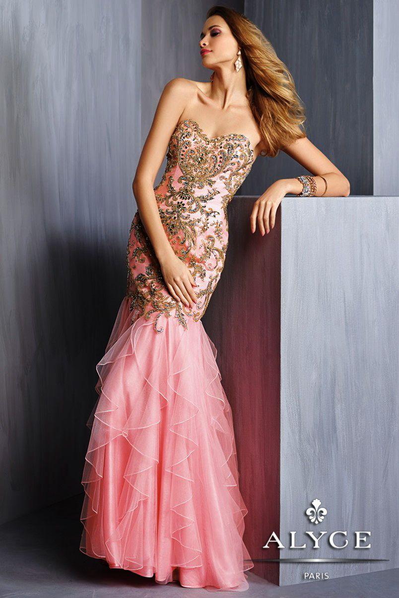 Excepcional Vestido De Fiesta Dillards Modelo - Colección del ...
