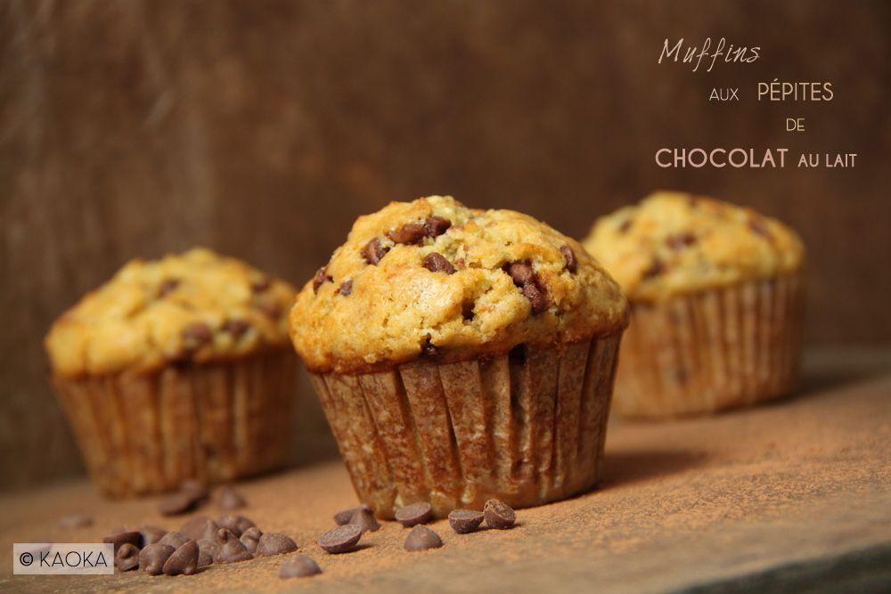 Des Muffins Moelleux A Souhait Une Veritable Douceur Avec Ses