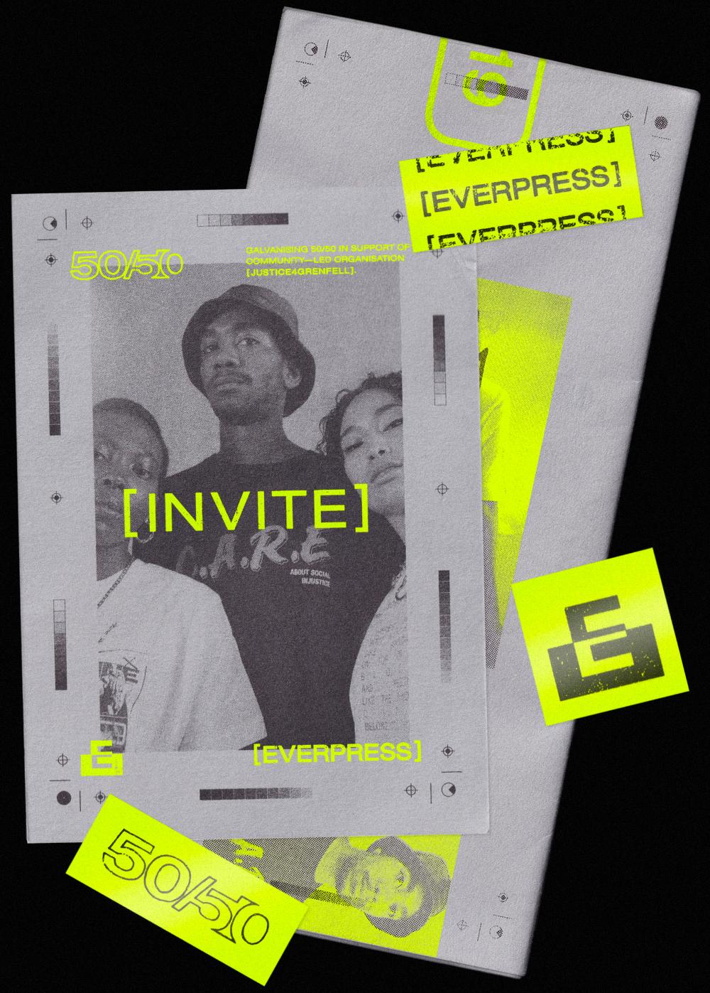 Everpress 50/50