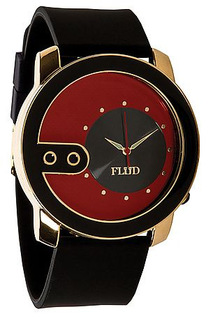 Flud Watches Watch Exchange in Gold, Red Black hip hop instrumentals updated daily => http://www.beatzbylekz.ca
