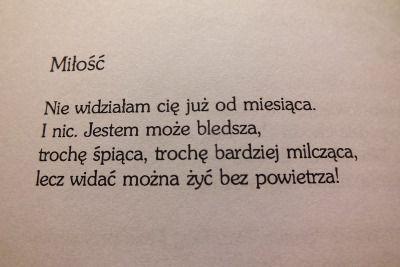 Maria Pawlikowska Jasnorzewska Cytaty życiowe Wiersze I