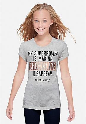 Superpower Tee
