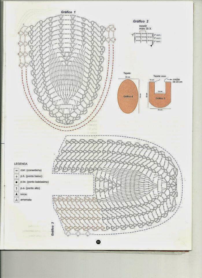 206916706108294_209960035803961.jpg (699×960)   Crochet tutorials ...