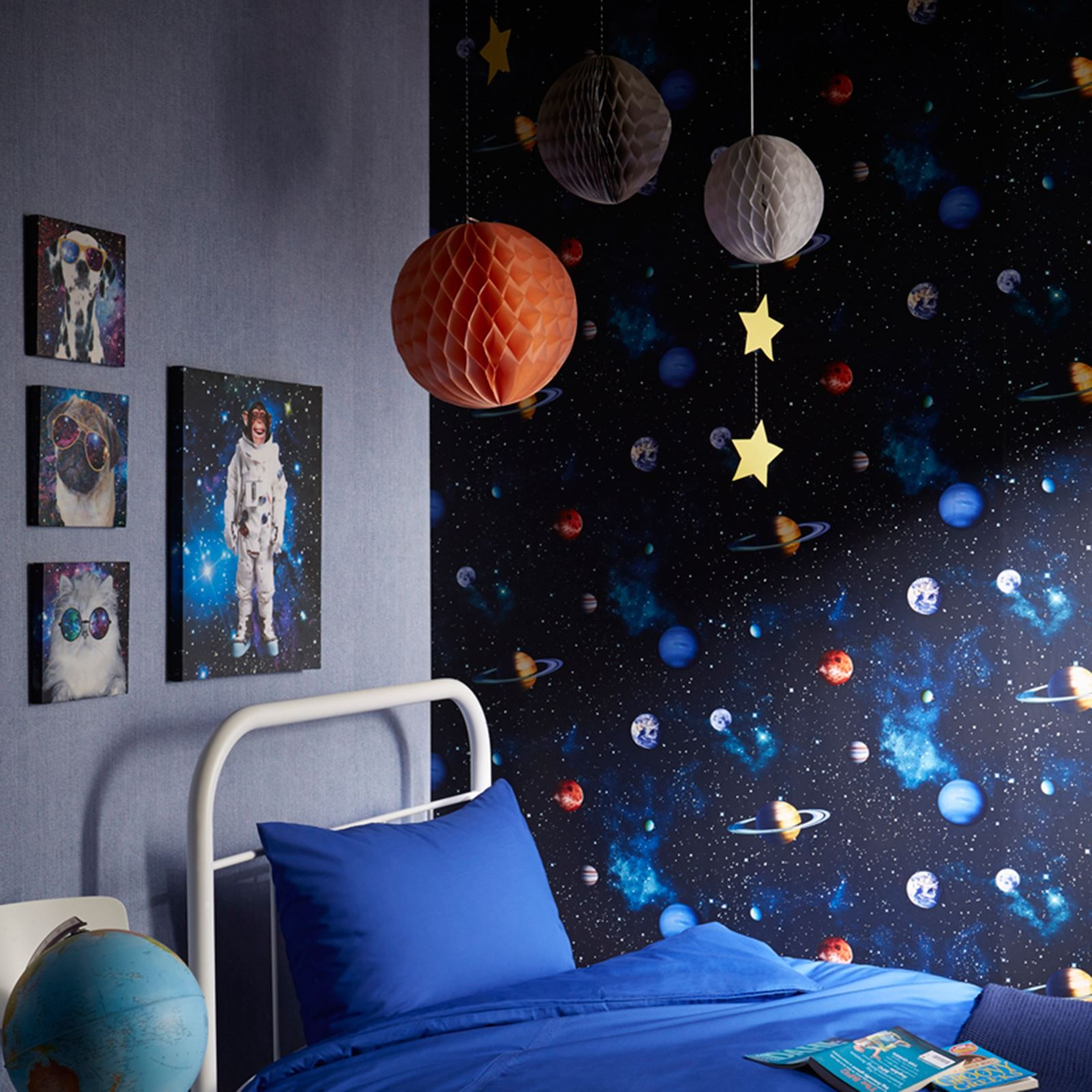 Pin On Space Theme Room