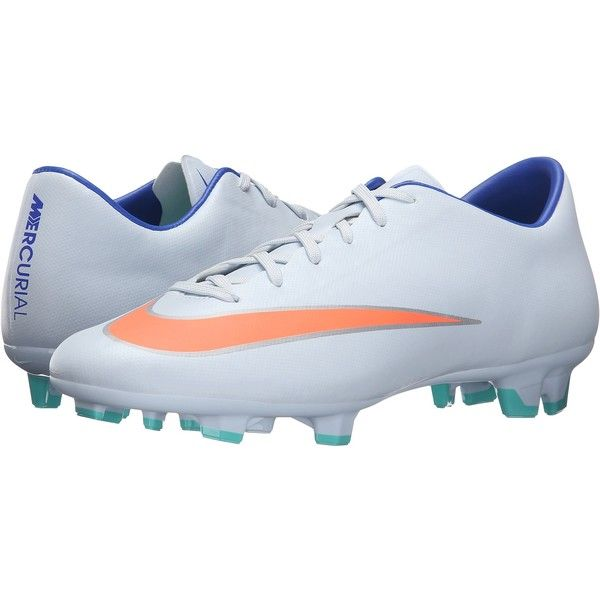 Nike Mercurial Victory V FG (Blue Tint/Racer Blue/Hypr... Soccer  BootsFootball ...