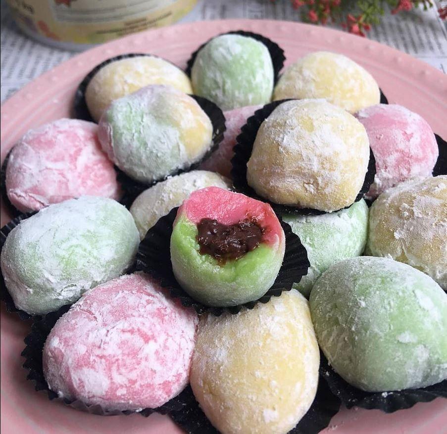 Resep Kue Mochi Jepang Yang Enak Resep Kue Kue Lezat Makanan Enak
