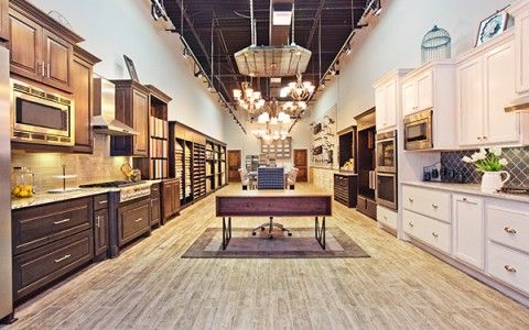 You Could Spend A Whole Week At The Sitterle Homes Design Studio In Cedar  Park,
