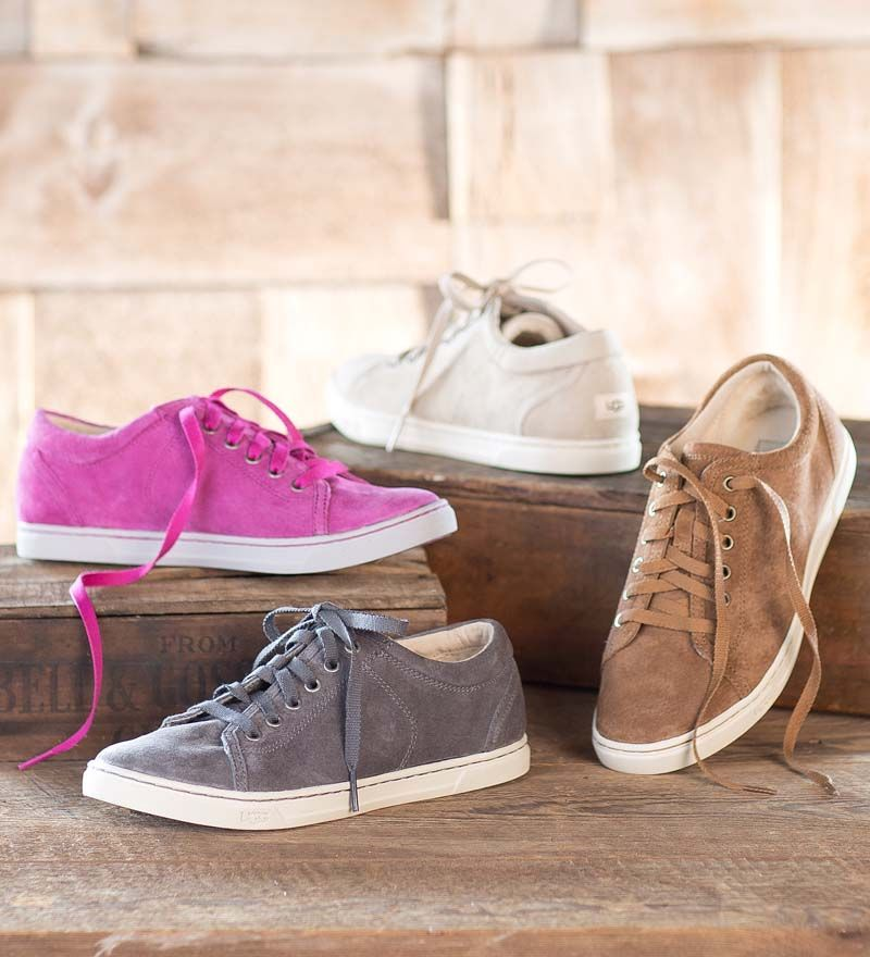 c72ff72e876 UGG® Australia Women's Tomi have soft suede uppers and awesome ...