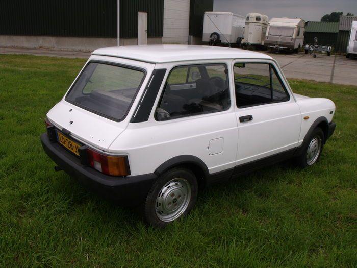 Autobianchi - A112 Junior - 1984 | Autobianchi | Pinterest | Cars