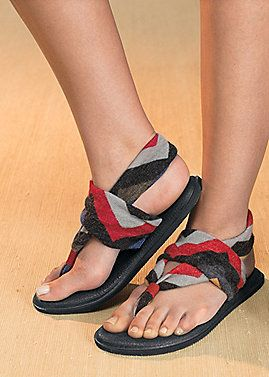 Vegan And Made From Real Yoga Mats These Sandals Will Have
