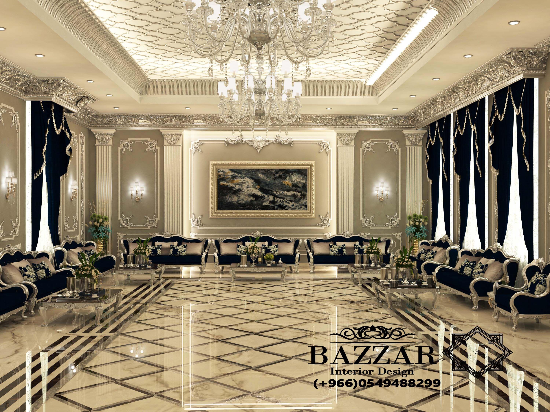 تصميم مجالس وديوانيات خارجية بازار للتصميم الداخلى والديكور Home Building Design Luxury Mansions Interior Luxury Ceiling Design
