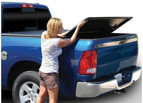 Trifold Bedcover For Ford F150 Fits 2009 To 2015 Model ...