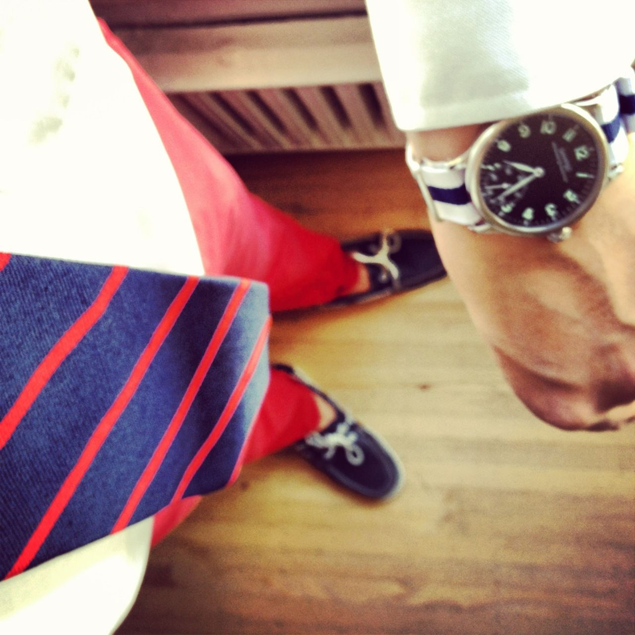 menswear, nantucket reds, rep tie, Brooks Brothers, Sebago Docksides