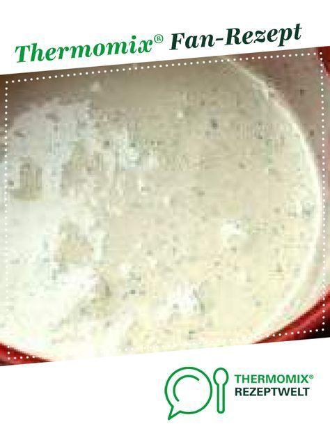 Joghurtdressing für Salate