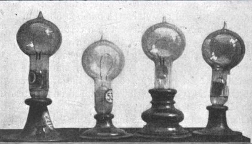 First Light Bulb Google Search Thomas Edison Light Bulb Edison Lighting Incandescent Light Bulb