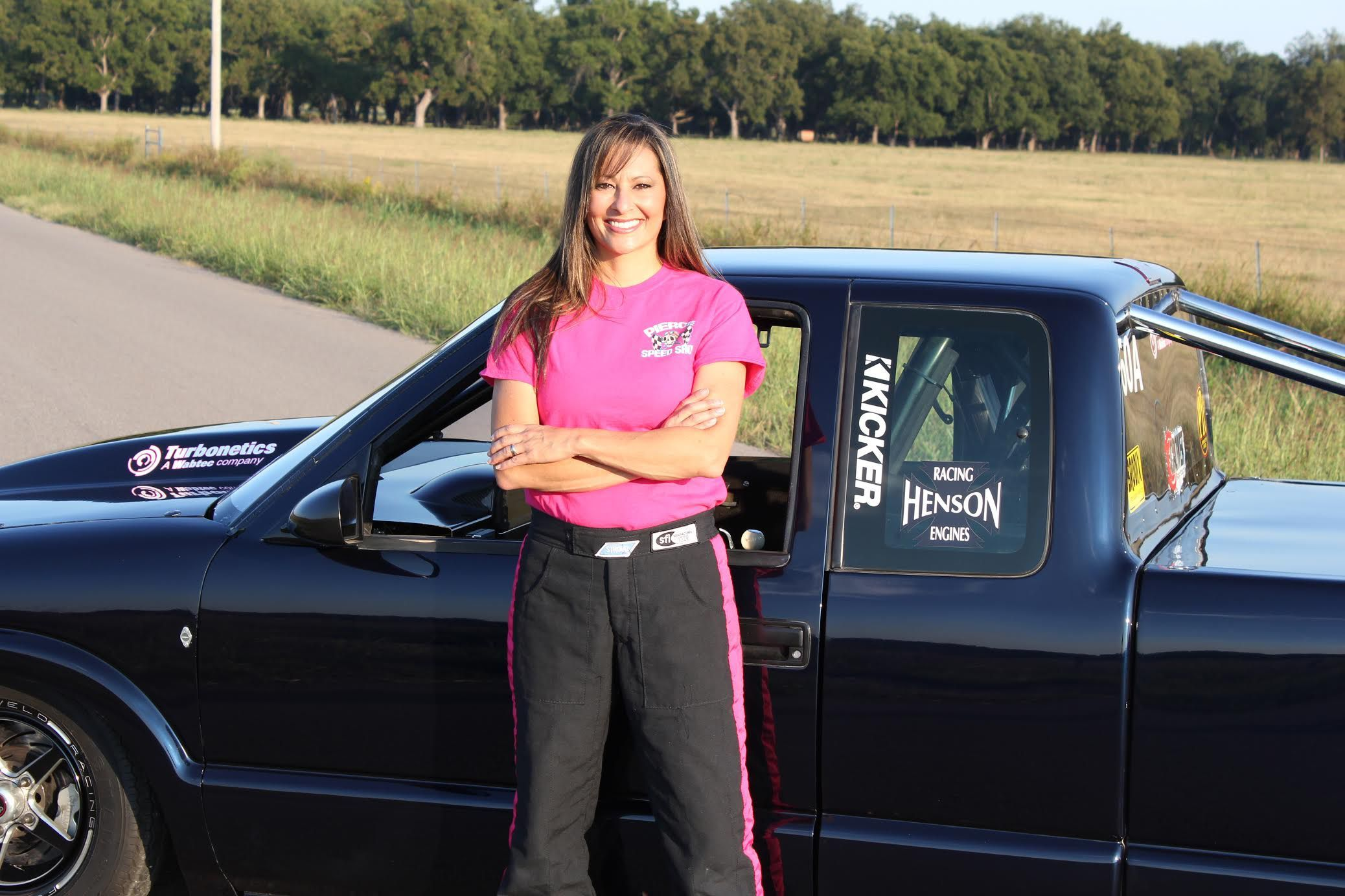 Tina Pierce On Her Beginnings And The Street Outlaws Famous By
