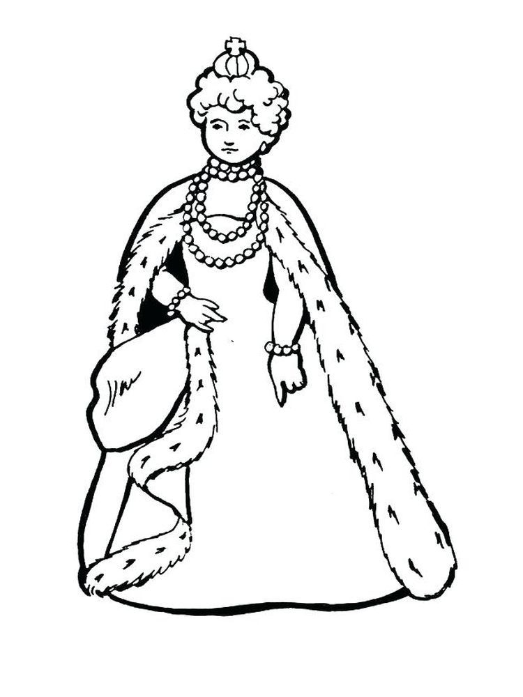 Queen Coloring Page Name The Following Is Our Collection Of Free Queen Coloring Page You Are Free To Download And Make It Your Child S Learning Material