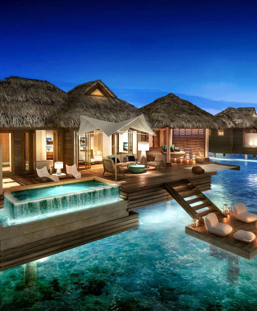 These Overwater Hotel Suites Are Insane All Inclusive