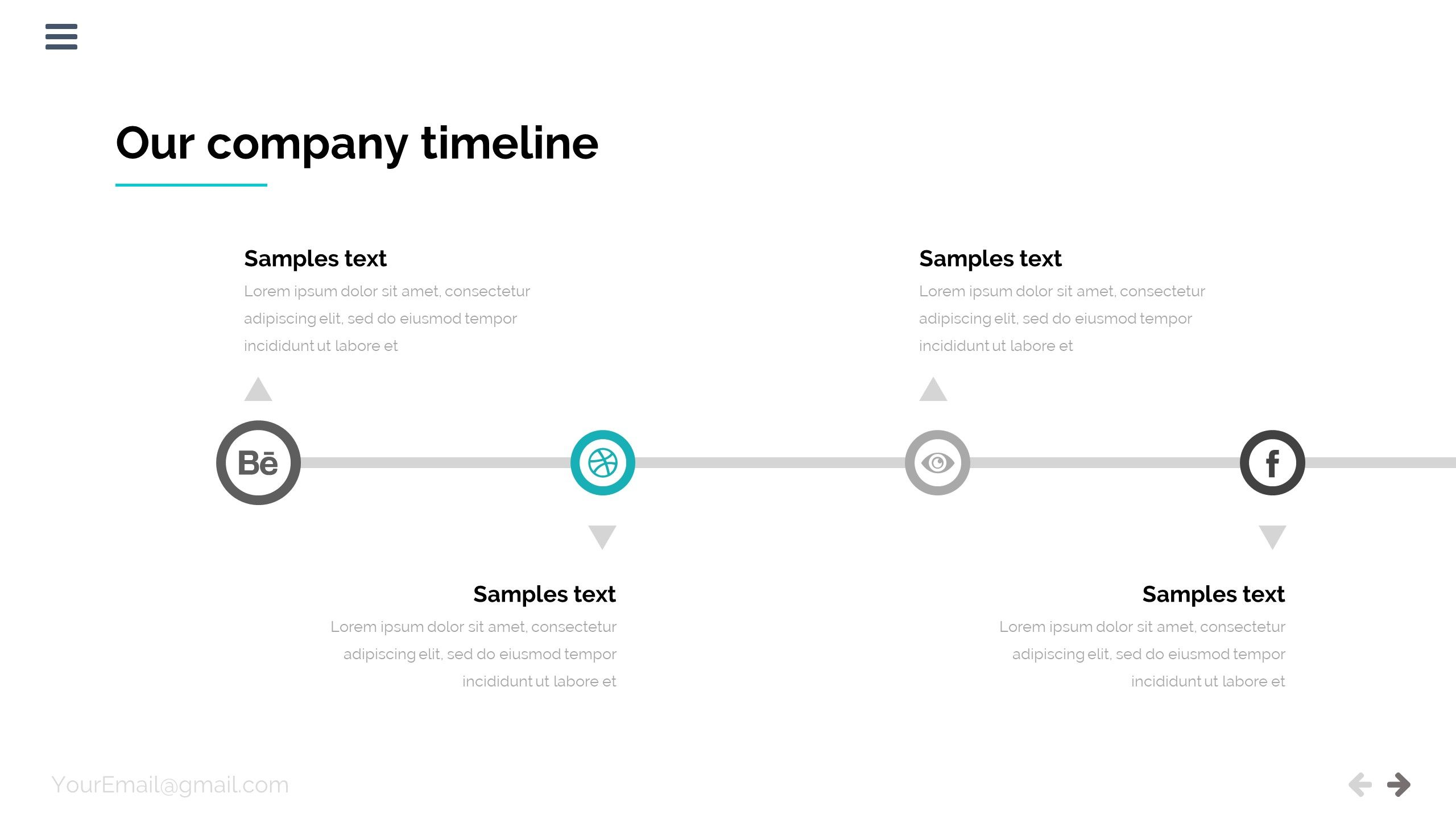 Action Plan Pitch Deck Google Slide Template Action Plan