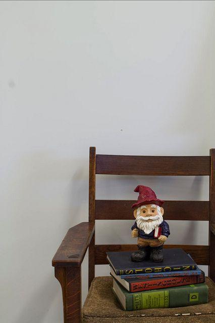 Gus, World-Traveler and Marketing Mascot by barnlightelectric, via Flickr