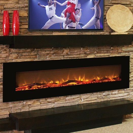Features Smokeless Scentless Wall Mounted Electric Fireplace With Heater 3 Settings Of Hig Wall Mount Electric Fireplace Wall Mounted Tv Electric Fireplace