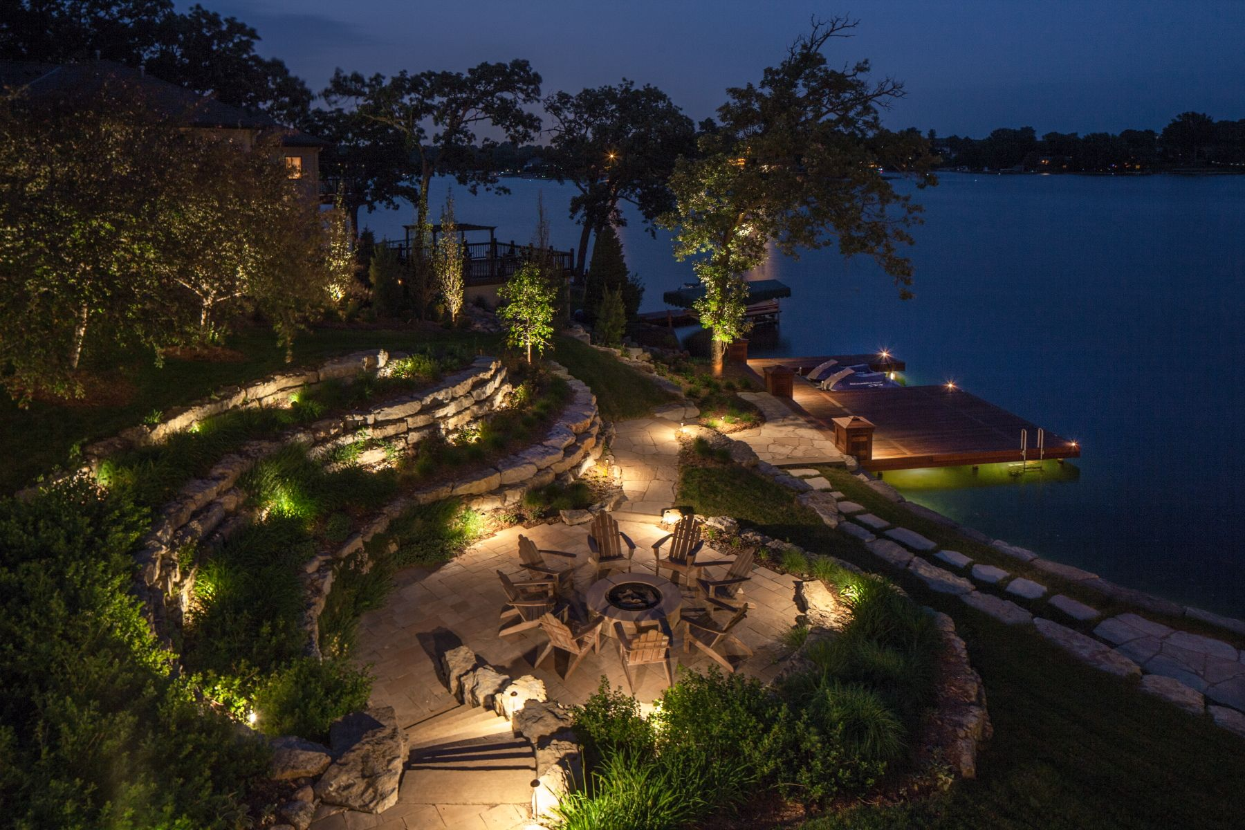 Fire Pit and Dock Lighting | Marina | Pinterest | Landscape lighting Fire Pit Outdoor Landscape Lighting Design Ideas on clubhouse landscape ideas, hot tub landscape ideas, patio landscape ideas, playground landscape ideas, fireplace landscape ideas, pool landscape ideas, putting green landscape ideas, picnic table landscape ideas, garage landscape ideas, jacuzzi landscape ideas, charcoal grill landscape ideas, pet friendly landscape ideas, tv landscape ideas, hammock landscape ideas,
