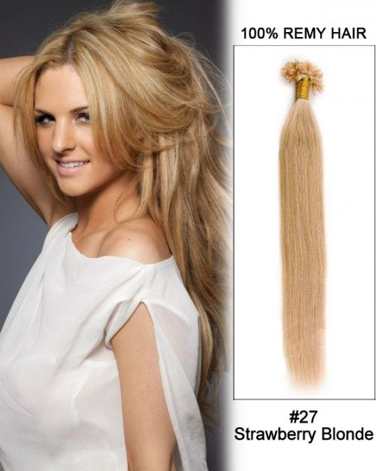 Wholesale 18 24 27 Strawberry Blonde Straight 100 Remy Hair