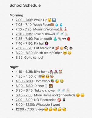 Daily Beauty Routine Checklist Schedule School Beauty Beauty Routine Skincare Products In 2020 School Morning Routine Morning Routine School After School Schedule