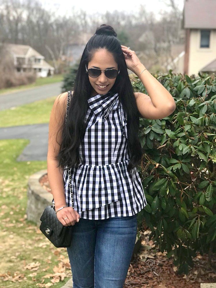 3a1f82b841f2b How to Wear the Gingham Trend