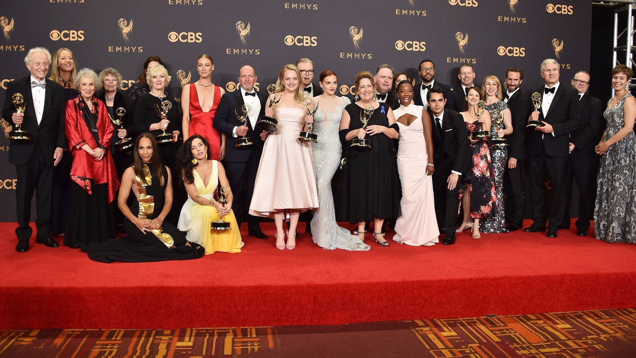 With Hulu's top Emmy win for 'The Handmaid's Tale' a