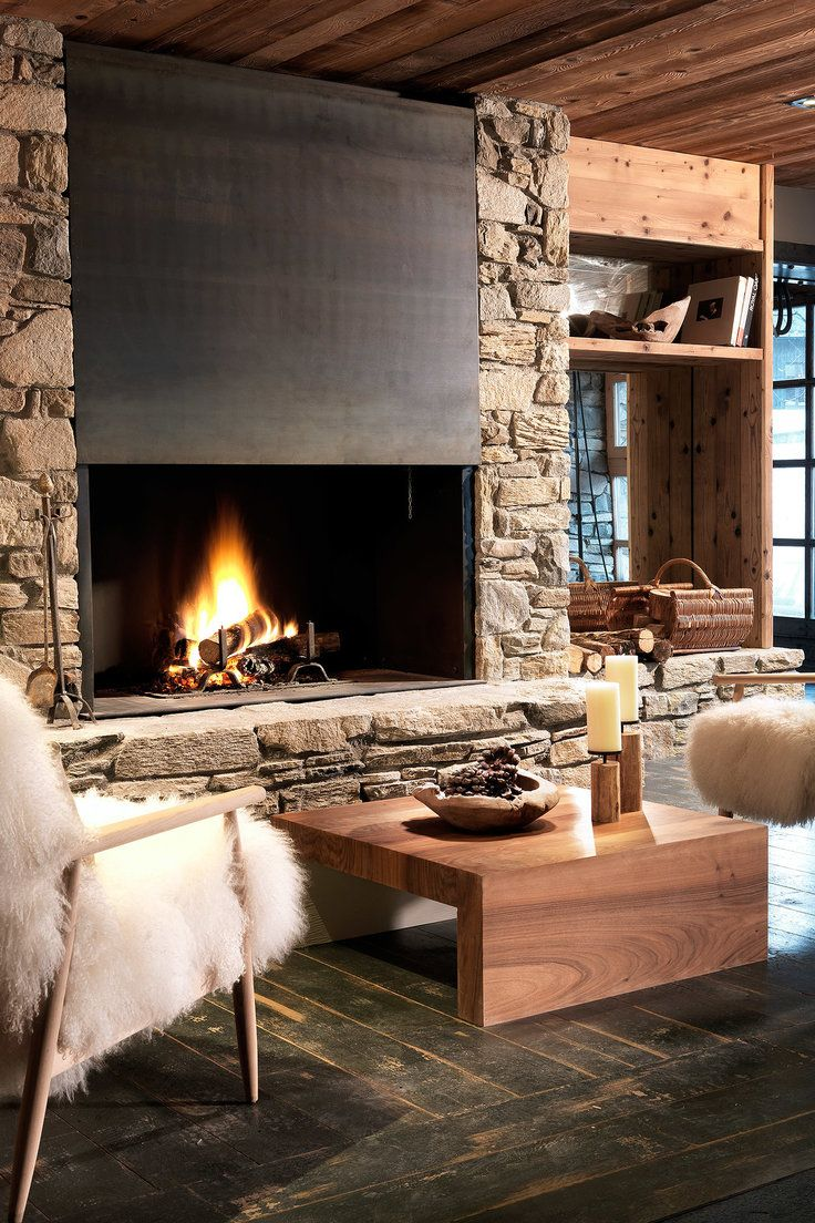 Best Hotel Fireplaces | Interesting Vacation Spots | Pinterest