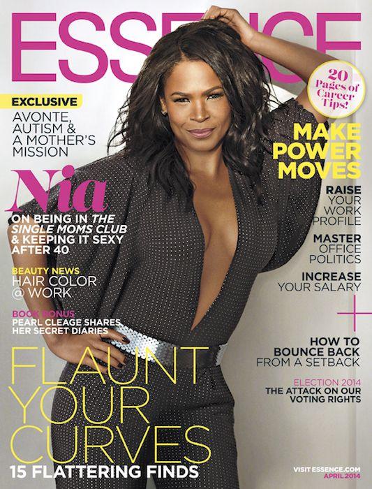 Nia Long covers Essence Magazine