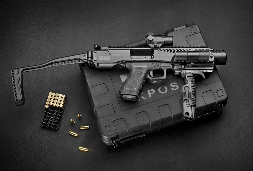 K P O S Personal Defense Weapon Conversion System for: Glock