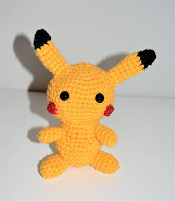 Made by me: Heklet pikachu