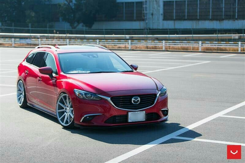 Just sweet 🍦 (With images) Mazda 6 wagon, Mazda cars